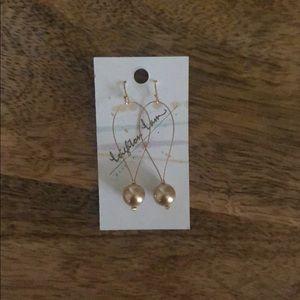 Leighton Lam pearl earrings